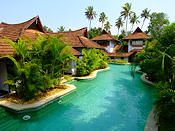 Kumarakom Lake Resort, Alleppey