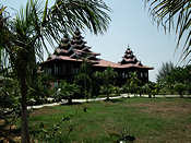 Princess Resort, Mrauk U