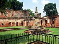 British Residency Ruins, Lucknow