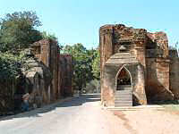 The Tharabar Gate, Bagan