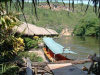 Jungle Rafts Hotel