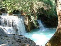 Tad Khuang Sii Waterfall