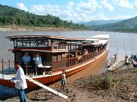 Luang Say Cruise Boat